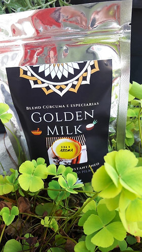 Golden Chai Milk - Siga o Aroma