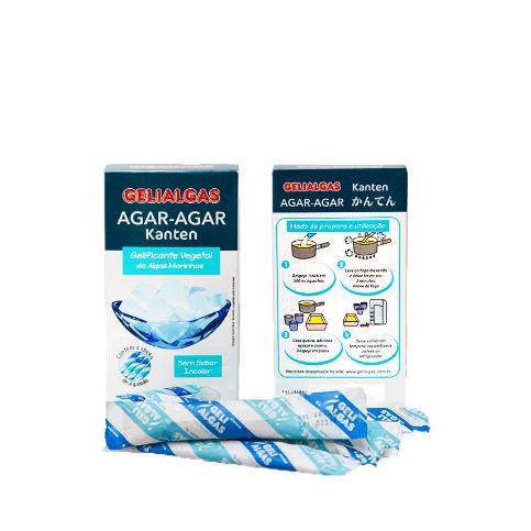 Gelificante vegetal - Gelialgas