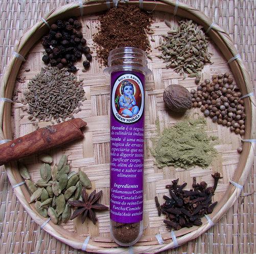 Garam Massala - Siga o Aroma