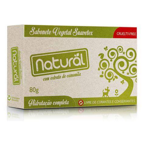 Sabonete Camomila - Orgânicos natural