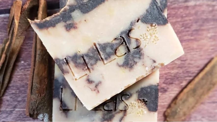 Sabonete Coldprocess Canela  - Li Las