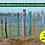 Thumbnail: Escova de dente de bambu Infantil