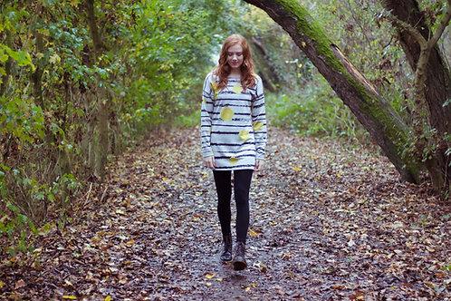 Stripe & Dot - Long sleeve dress