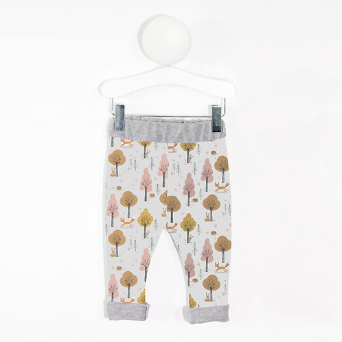 Sample woodland leggings