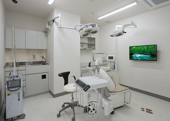 みどり坂歯科、手術室
