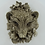Thumbnail: Woodland wall plaque with Hedgehog