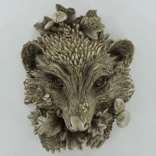 Woodland wall plaque with Hedgehog