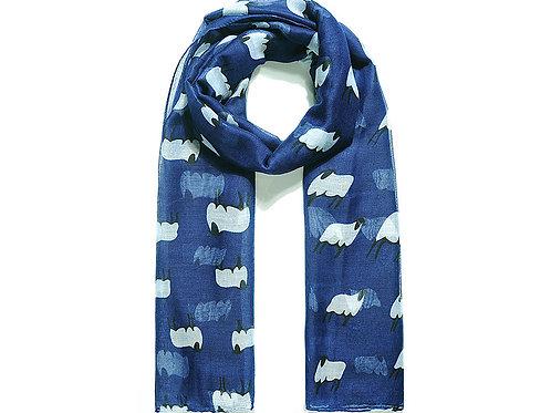 Navvy Baa baa sheep scarf