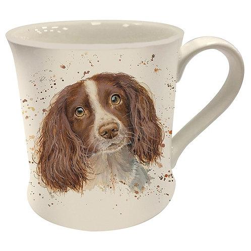 Bree Merryn Sky Spaniel mug