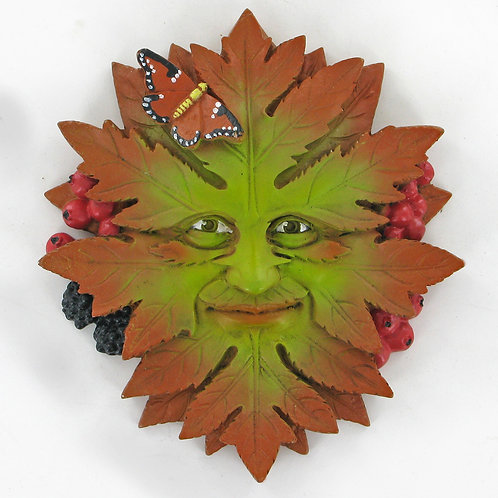 The Green man wall plaque