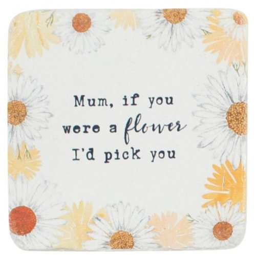 "Coaster ""Flower"""