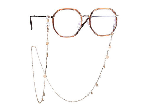 Disc glasses chain