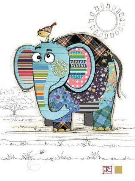 Eric Elephant card