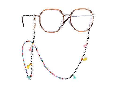 Multicoloured glasses chain