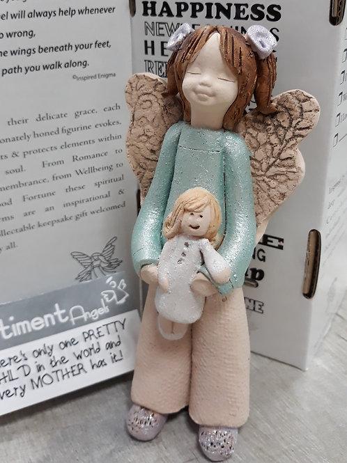 Angel of Carpathia, beautiful child
