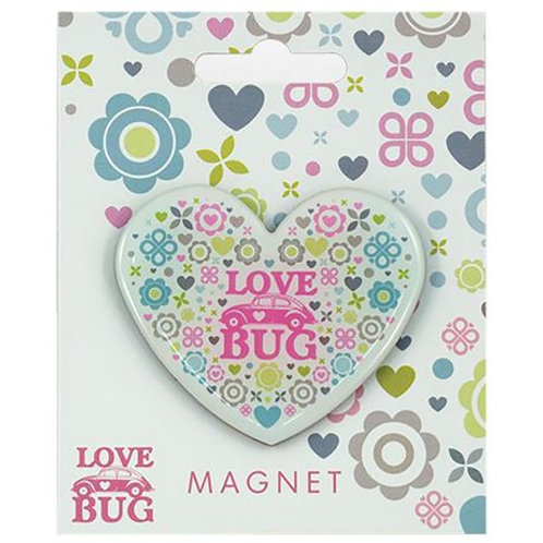 VW Love bug magnet , Official product.