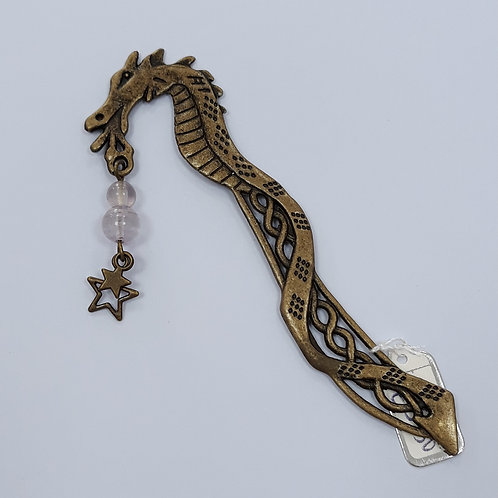 Dragon Bookmark withStars