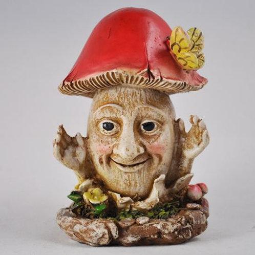Garden ornament,Mushroom family, Tim
