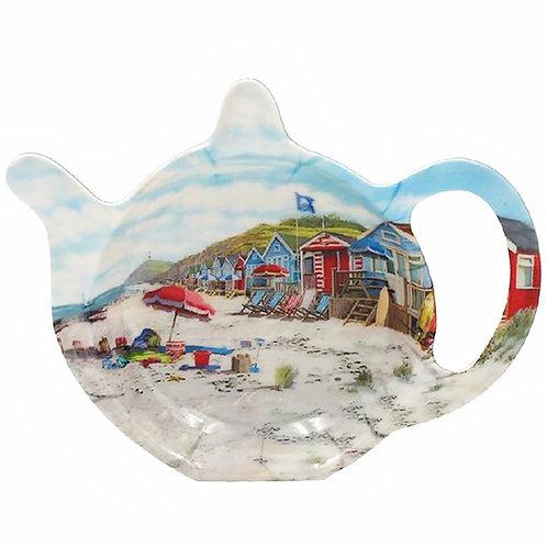 Sandy Bay tea bag tidy