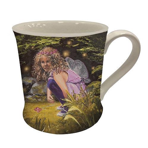 Bree Merryn Hiding fairies mug