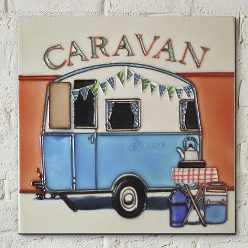 Ceramic tile, Caravan