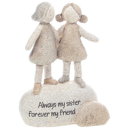 Pebble pals, Sister