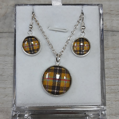 Cornish Tartan set