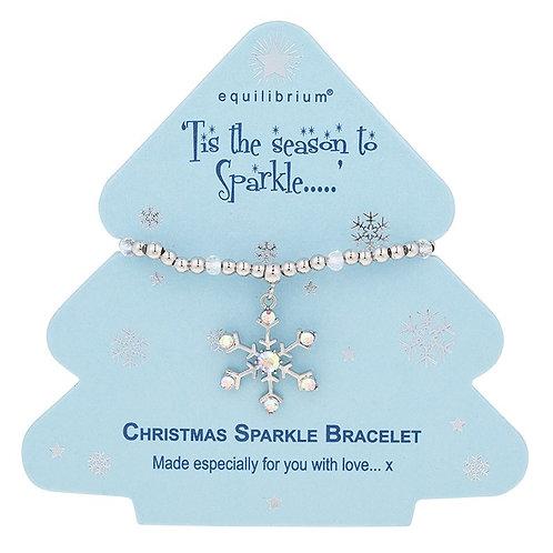 Snowflake bracelet from Equilibrium