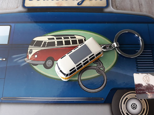 VW Yellow Camper keyring torch
