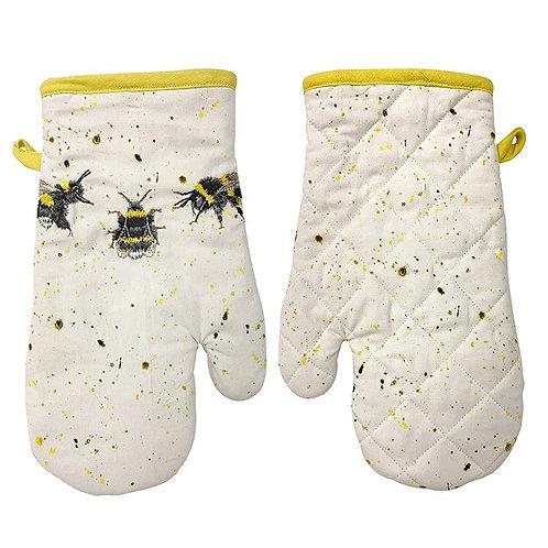 Bree Merryn Bee oven glove