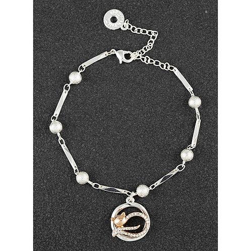Lazy cat bracelet