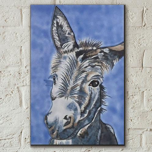Ceramic Tile, Wonky Donkey