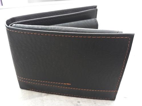 Black contrast wallet