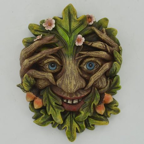 """Tree Ent wall plaque """"Cheeky Peeper"""""""