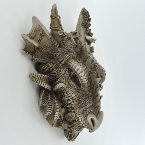 Woodland wall plaque with Dragon