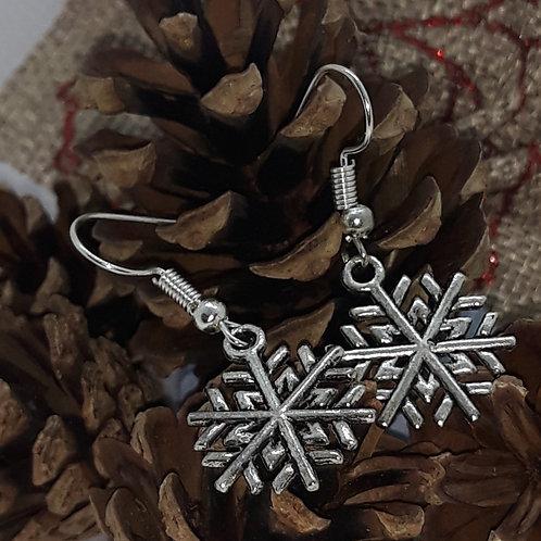 Snowflake drops