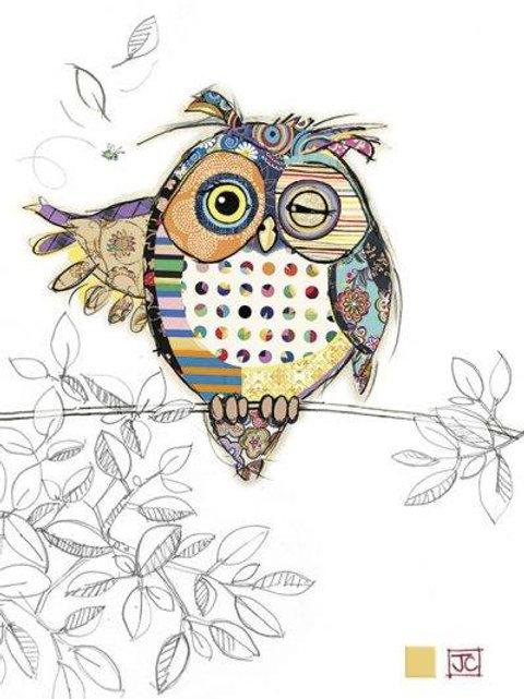 Ollie Owl Card