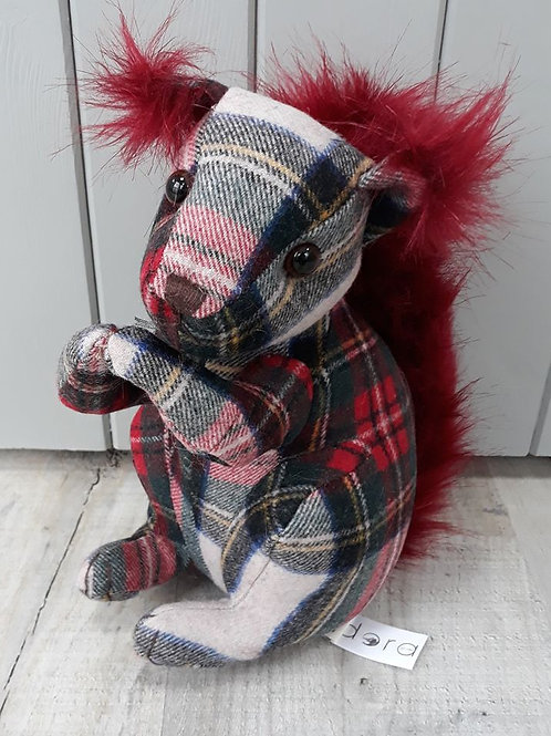 Dora Design Berry Squirrel Doorstop