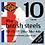 Thumbnail: British Steels Electronic Guitar Strings | 不銹鋼電結他弦線