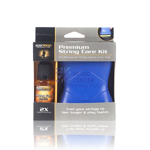 Premium String Care Kit | 結他弦線清潔套裝