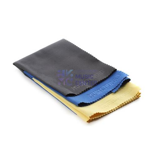 Microfiber Suede Polishing Cloth | 結他清潔抹布 (麂皮)