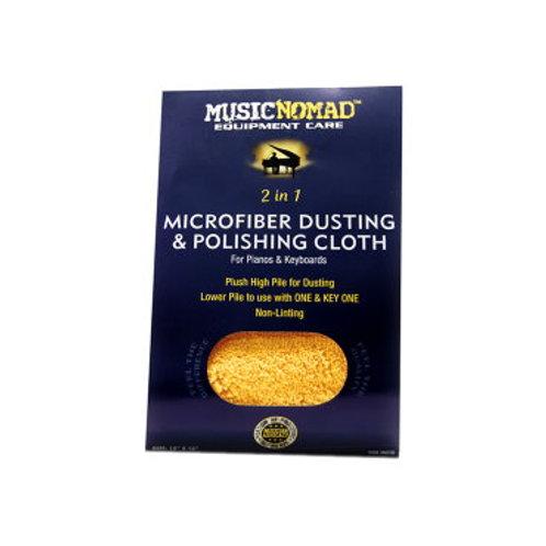 Microfiber Dusting & Polishing Cloth | 鋼琴專用清潔布