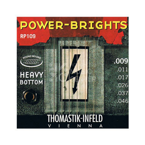 Power-Brights Heavy (Electric Guitar Strings) | 電結他弦線