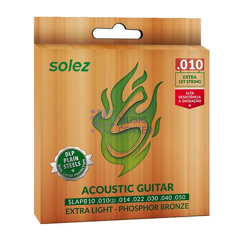 92/8 Phosphor Bronze Acoustic Guitar Strings | 92/8 磷青銅木結他弦線
