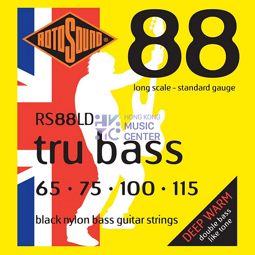 Tru Bass 88 (Coated Stainless Steel)