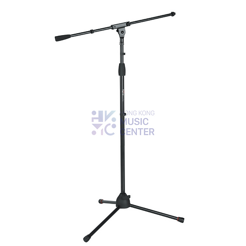 Standard Tripod Mic Stand with Single Section Boom | 咪架