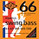 Thumbnail: Swing Bass 66 (5 Strings Stainless Steel Bass Guitar Strings) | 5線不銹鋼低音結他弦線
