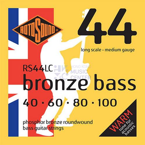 Bronze Bass 44 | 低音木結他弦線