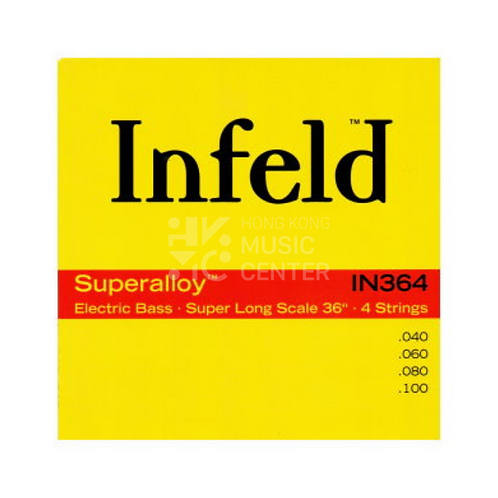 Infeld Bass (Bass Guitar Strings) | 低音結他弦線