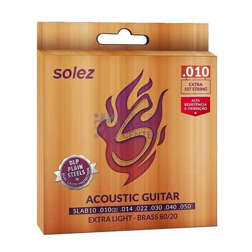 Acoustic Guitar - 80/20 Brass